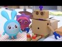 Малышарики новые серии 132 серия Развивающие мультики для самых маленьких