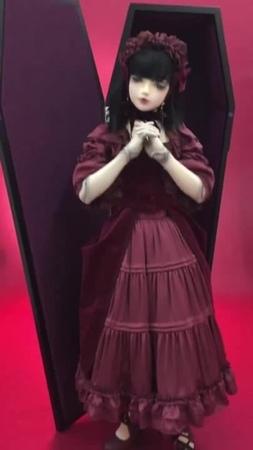 Lulu hashimoto doesnt belong in a coffin^^
