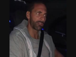 Ex-Manchester United player Rio Ferdinand on todays game.