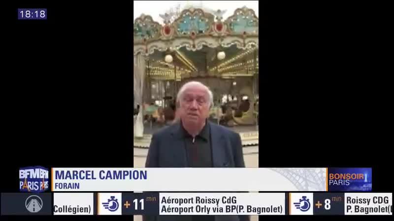 Marcel Campion appelle les forains à montrer leurs « colère » partout en France demain lors de l'ActeXVI des GiletsJaunes