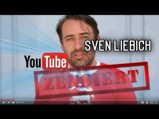 Achtung Kanalsperrung - Sven Liebich wurde wegzensiert! - YouTube
