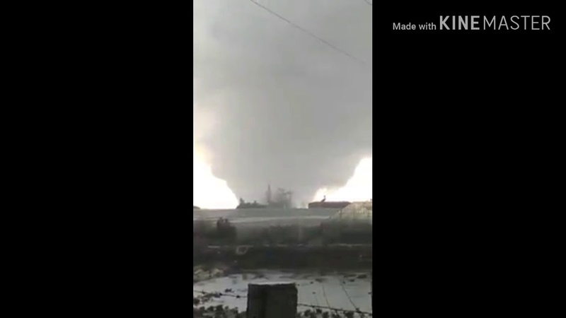 Antalya'da Dün Yaşanan Hortum ve Fırtına Felaketi! (24 Ocak 2019) 2 Kişi Hayatını Kaybetti!