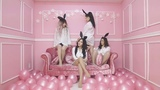 Party Tonight Korean bunny cuties- In a room full of pink balloons