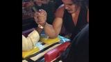 Gabi Garcia vs. Man - Arm Wrestling Challenge - rWMMA