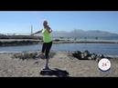 Coast to Coast Golden Gate Bridge Step shortened version Aerobics Workout at Home