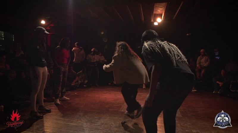 Popcity UK vol.4 Afrobeats Final Corrie Esther vs Dreya Hazel | Danceproject.info