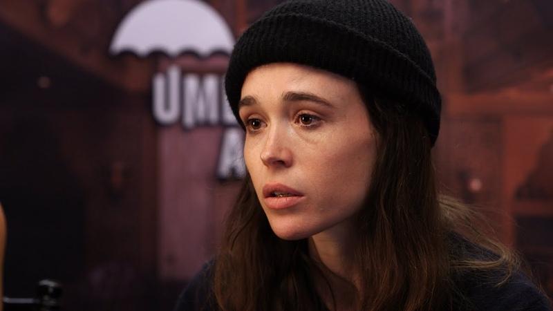 Ellen Page talks N S environmental activism
