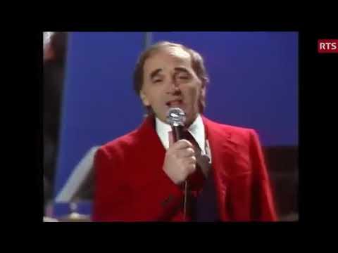 Jairo et Charles Aznavour '' Te Espero ''
