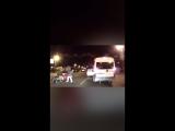 В сети появилось видео, как банда Кокорина и Мамаева избивает белорусского водителя