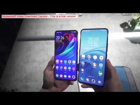 Тренд на двухэкранные смарфоны Vivo Nex Dual Display Edition и грядущий Xiaomi Redmi 7