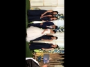 Жених, невеста и подружки