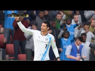 FIFA18 КриРо - дриблинг + удар