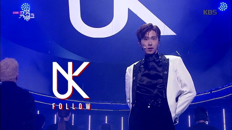 U-KNOW 유노윤호 Follow Debut Stage KBS MUSIC BANK 2019.06.14
