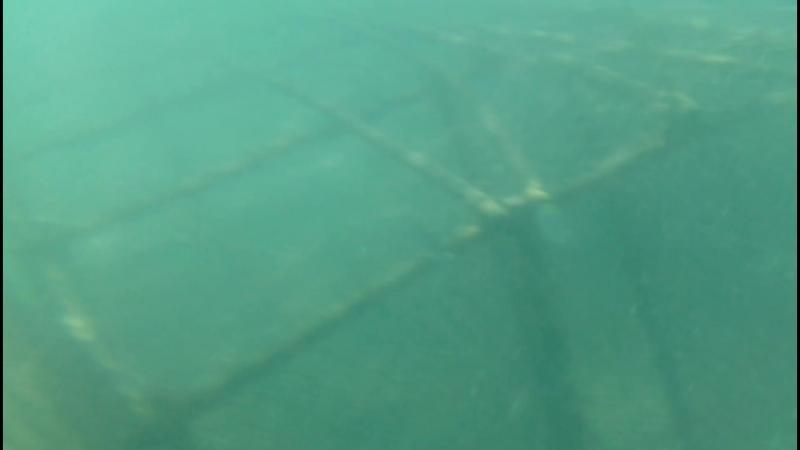 Тайланд, Пхукет - ворота для подводного хоккея на пляже Три-Транг