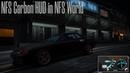 NFS World SBRW NFS Carbon HUD Remake Mod
