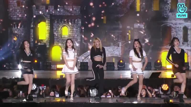 181009 Red Velvet - Peek-A-Boo @ 2018 Asia Song Festival