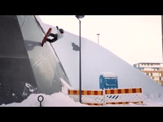Will smith- real snow 2019 - world of x games