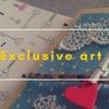 Exclusive art