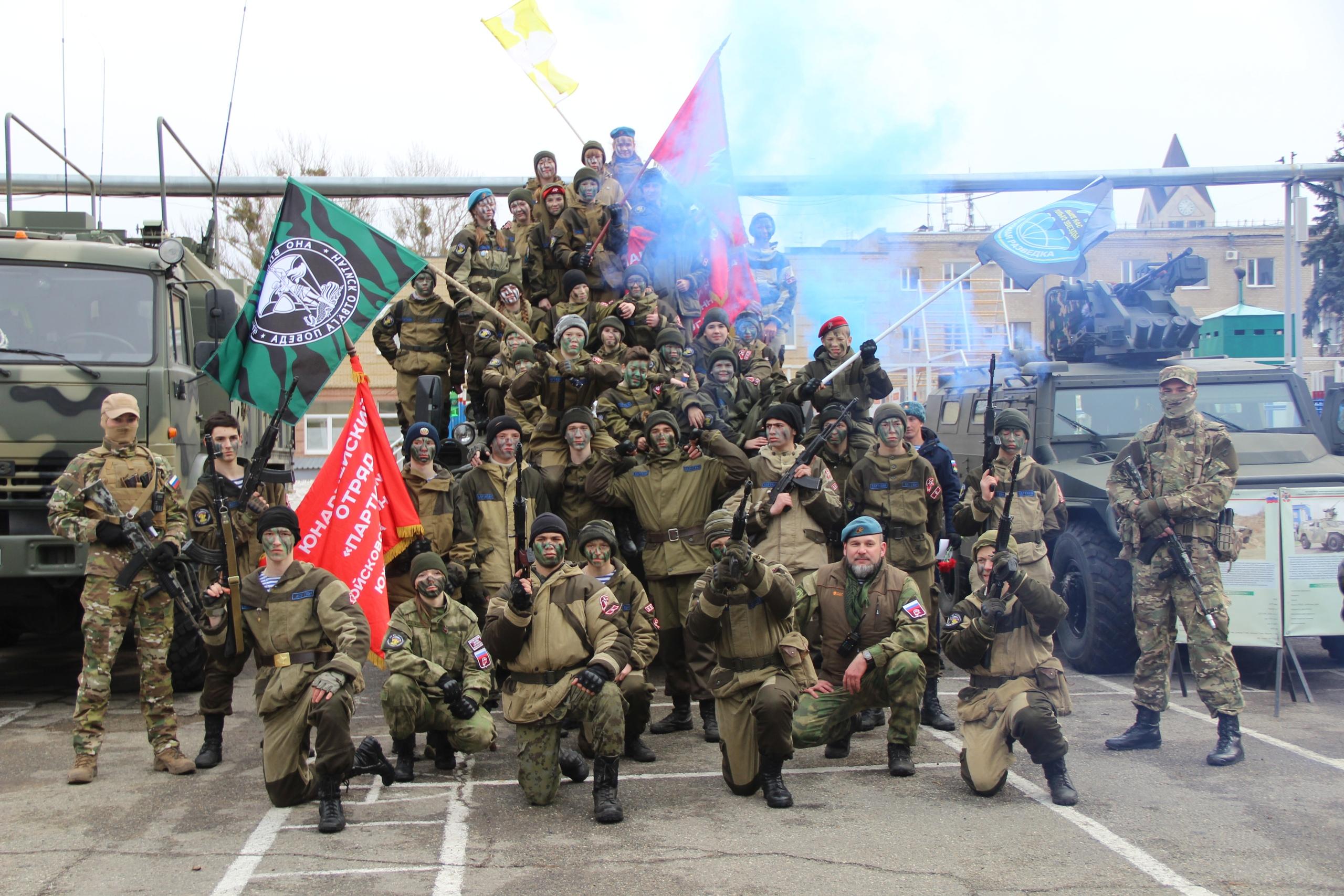 Выступление 23 февраля в г.Ставрополь