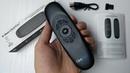 Air mouse пульт с русской клавиатурой и подсветкой кнопок ClickPDU G64 обзор