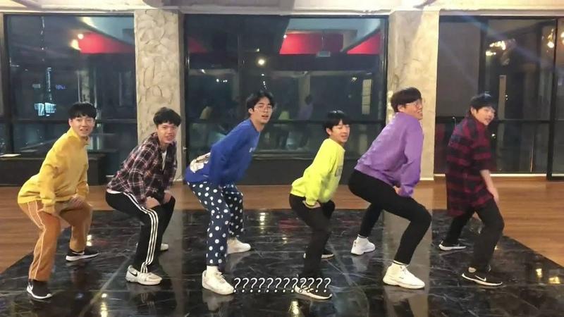 Switch it up dance challenge Korea 스위치잇업챌린지 대구 댄스 학원 팀 학교