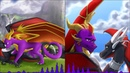 Spyro and Cynder Guide you Home With Audio