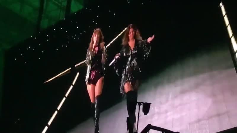 Taylor Swift and Maren Morris - The Middle (Live at Reputation Stadium Tour, Arlington)