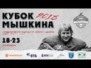 Сборная девушек 2009 (МО) vs HC Greenworks 2009 (Москва)
