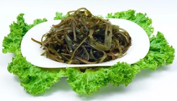 Вся польза морской капусты