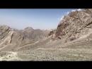 Алаудинский перевал Фанские горы