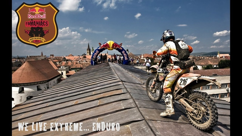 Red Bull Romaniacs Official Video 15 Years Anniversary Recap
