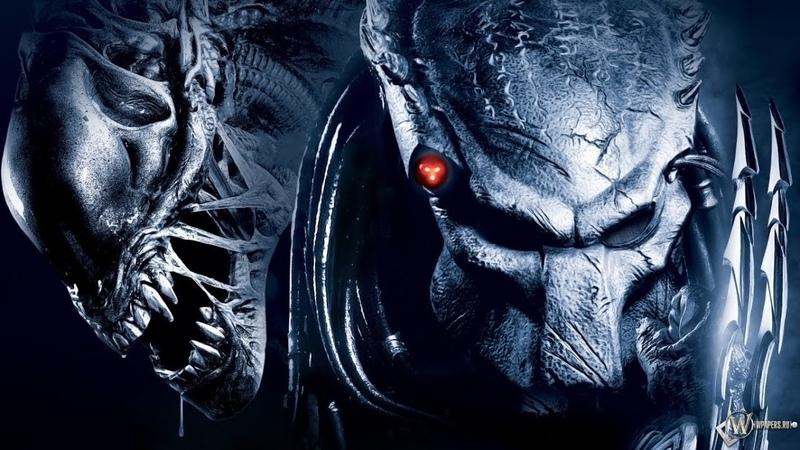 Фильм Чужой против Хищника 1080р Aliens vs Predator игрофильм