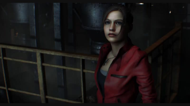 Resident Evil 2 (2019) - Claire first 15m