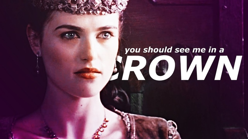 Morgana Pendragon You Should See Me In a Crown