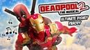 Deadpool The Musical 2 - Ultimate Disney Parody!