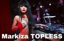 Topless DJ Markiza - LIVE in LAZURNY CLUB TVER