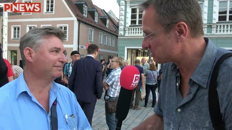 Bernhard Kranich, AfD-Landtagskandidat in Bayern, im PI NEWS-Interview