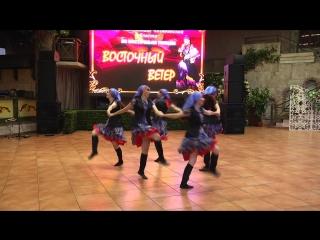 Еврейский танец 1 место танцы народов мира Студия восточного танца