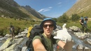 Поход по горному Кавказу Муруджинские озера Hiking in the mountain Caucasus