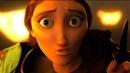 Мать не забудет своё дитя. Встреча Иккинга и его Мамы. Как приручить дракона 2 (2014) год.