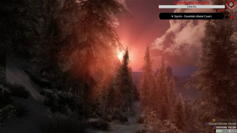 Skyrim Evolution - Недомарафон.