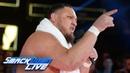 BMBA Samoa Joe ruins Jeff Hardy's 20th anniversary celebration SmackDown LIVE Nov 27 2018