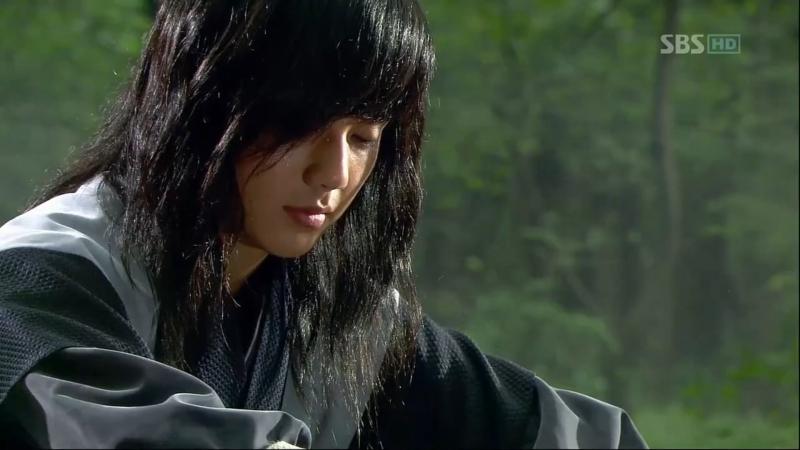 Клип фанвидео Воин Пэк Тон Су/Warrior Baek Dong Soo (Ё Вун) 1