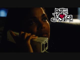 Poetic Justice - Deleted scene - Justice Scared at Home