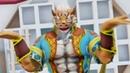 【獣人MMD】リンフーで君色に染まる【家有大貓】1080p 60fps
