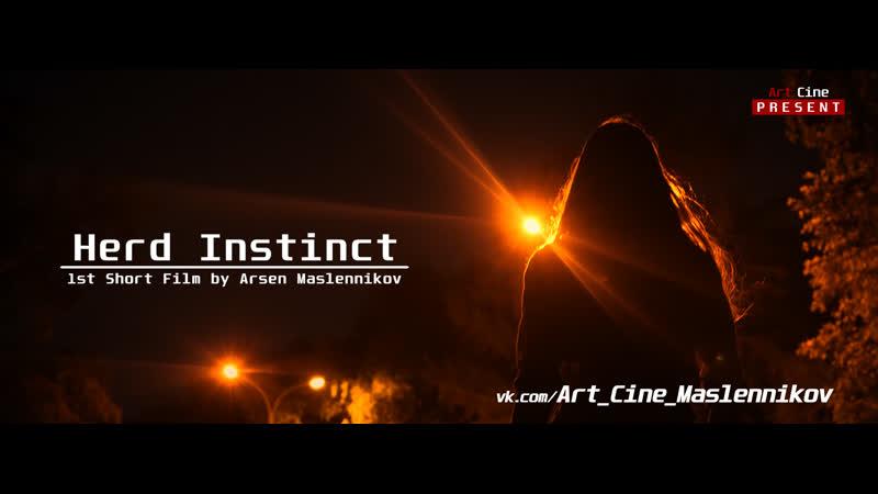 Herd Instinct 1st Short Film by Arsen Maslennikov VK