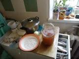 07.19 минут. Подготовка рыбного супа и Компот из сливы