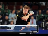 Ruwen Filus - modern defensive player - German table tennis player