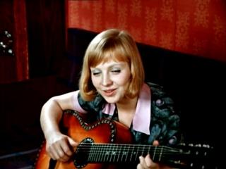 Светлана Крючкова Мы выбираем, нас выбирают...) Песня с ХФ Большая перемена (1973)