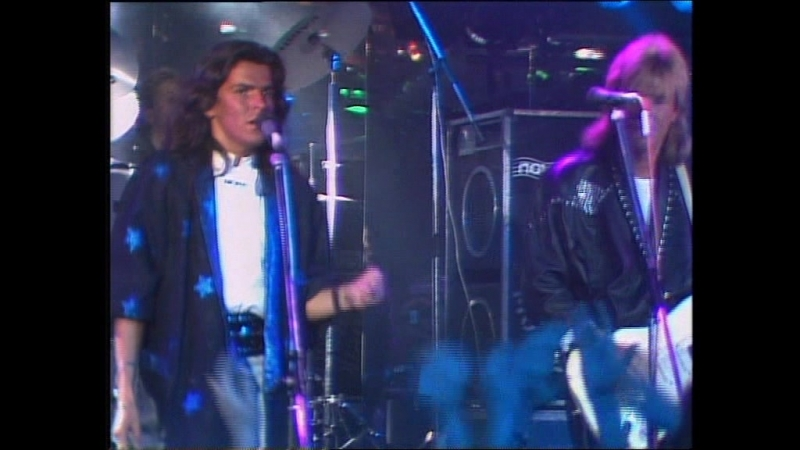 Modern Talking - Brother Louie Atlantis Is Calling (S.O.S. for Love) (ZDF, Rock Pop Music Hall, 17.05.1986)